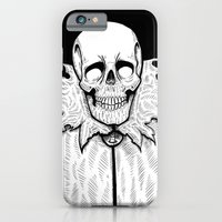 iPhone & iPod Case featuring Reaper by Francisco Martinez