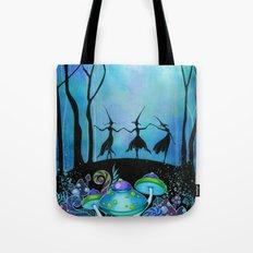 Halloween Dance  Tote Bag