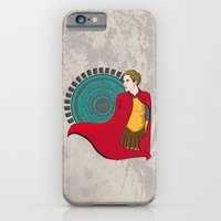 iPhone & iPod Case featuring Rory Williams - The Roman Who Waited by sophiedoodle