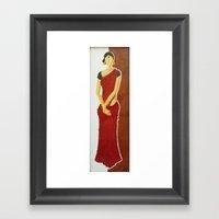Panbhu Framed Art Print