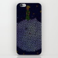 LE PETIT PRINCE iPhone & iPod Skin