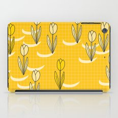 Tulips 02 iPad Case