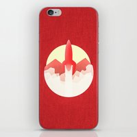 Rocket iPhone & iPod Skin
