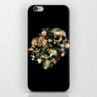 Skull & Venus iPhone & iPod Skin