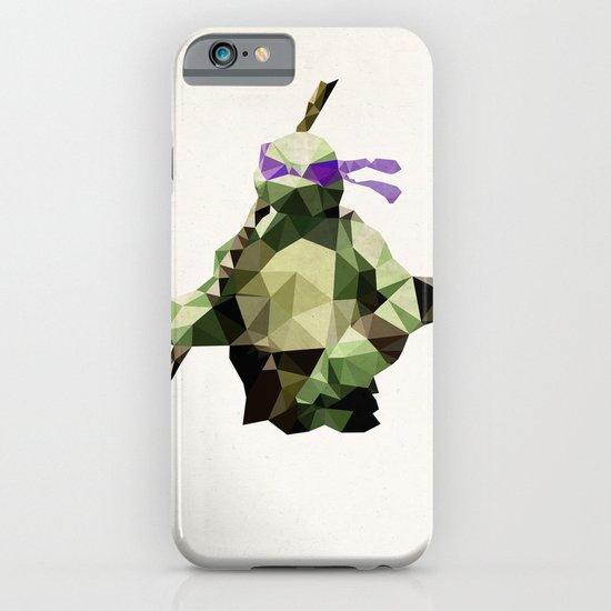 Polygon Heroes - Donatello iPhone & iPod Case