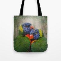 Rainbow lovers Tote Bag