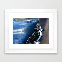 A 51 OK Framed Art Print