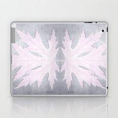 PRESSED LEAF Laptop & iPad Skin