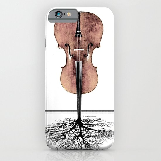 Rooted Sound II iPhone & iPod Case