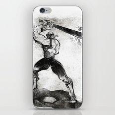 The Designated Slugger  iPhone & iPod Skin