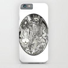Memento Mori Slim Case iPhone 6s