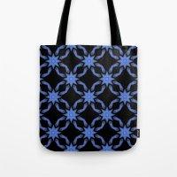 Star Field Pattern Tote Bag