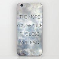 Search & Find iPhone & iPod Skin