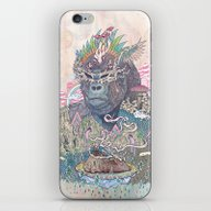 iPhone & iPod Skin featuring Ceremony by Mat Miller
