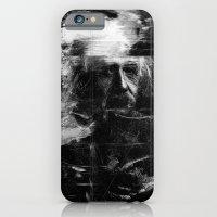 iPhone & iPod Case featuring Albert Einstein by nicebleed