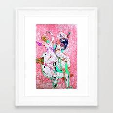 citralopram Framed Art Print
