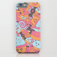 iPhone & iPod Case featuring Sweets by MUSENYO