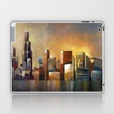 Chicago Sunrise Laptop & iPad Skin