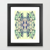 Kaleidoscope II Framed Art Print