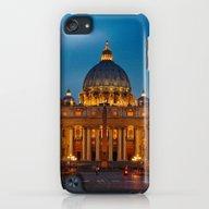 iPhone & iPod Case featuring Basilica Papale Di San P… by CAPTAINSILVA