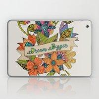 Dream Bigger Laptop & iPad Skin