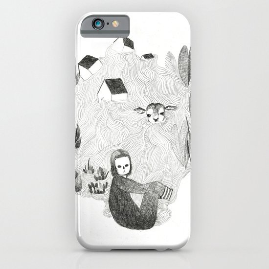 Tales from the sea iPhone & iPod Case