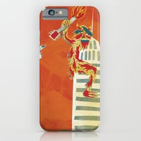 iPhone & iPod Case featuring Next Big Thing by Santiago Uceda