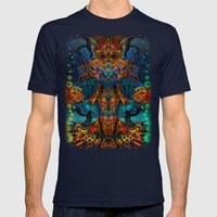Magic Fairy Mens Fitted Tee Navy SMALL