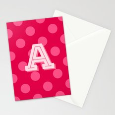 A is for Awesome Stationery Cards