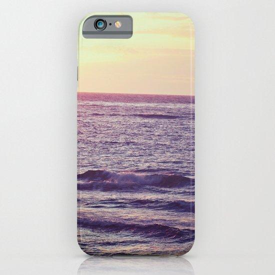 Sunrise Over Ocean iPhone & iPod Case