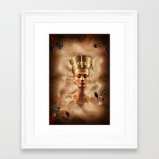 The Rising Queen Framed Art Print