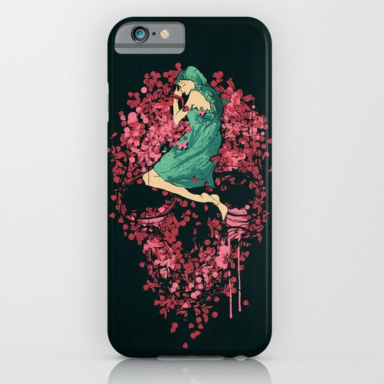 Flower bed iPhone & iPod Case