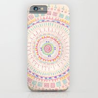 iPhone & iPod Case featuring Mandala by Yes Menu