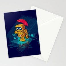 TINY ROBOT Stationery Cards