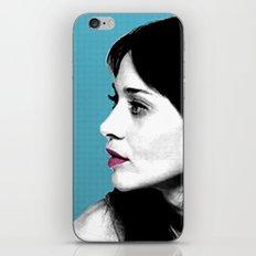 FIONA APPLE IDLER WHEEL iPhone & iPod Skin