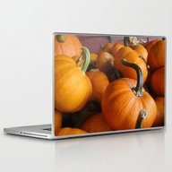 Vector Style Harvest Of … Laptop & iPad Skin