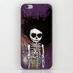 骸骨 壱 iPhone & iPod Skin