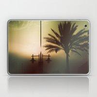 Mysterious sunset Laptop & iPad Skin