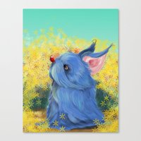 Hugo Canvas Print