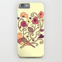 iPhone & iPod Case featuring Little birdy by Lauren dunn