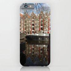 Amsterdam Canal iPhone 6 Slim Case