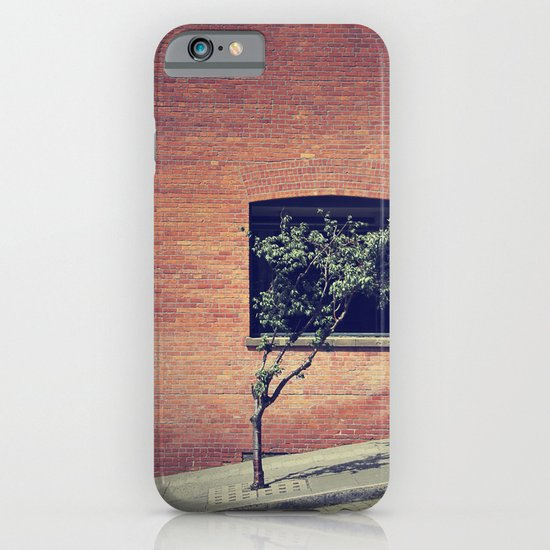 Tree on a Hill iPhone & iPod Case
