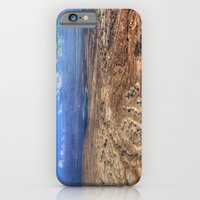 iPhone & iPod Case featuring The Dead Sea Series #2  by Rick Cohen