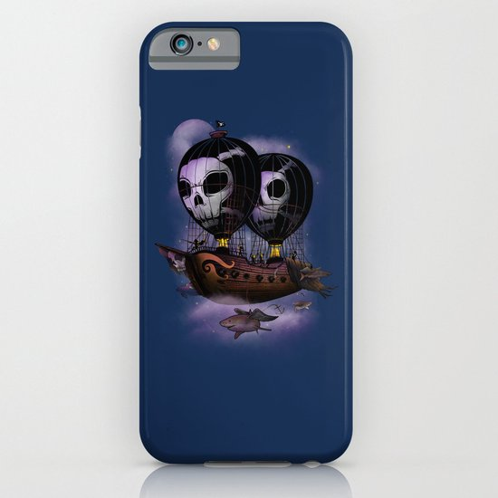 Hot Air Pirates iPhone & iPod Case