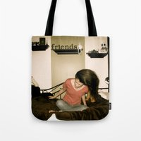 Frustration Tote Bag