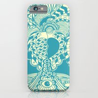 iPhone & iPod Case featuring Abstract by Vivi Vasconez
