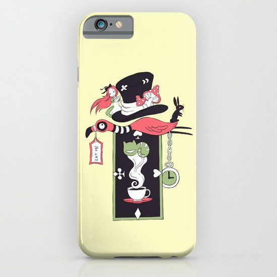Alice Banner iPhone & iPod Case