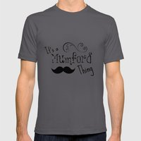 It's A Mumson Thing Mens Fitted Tee Asphalt SMALL