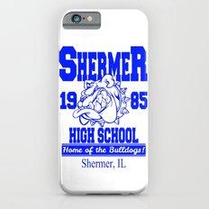 The Breakfast Club  |  Shermer High School Logo  |  John Hughes Universe iPhone 6 Slim Case