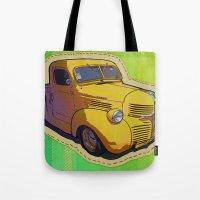 Dodge pickup truck Tote Bag